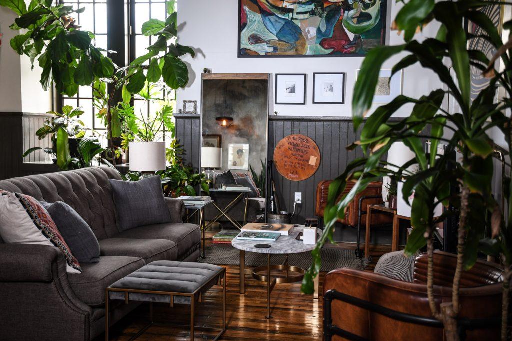 D coration la plante verte devenue incontournable dans for Deco interieur plante