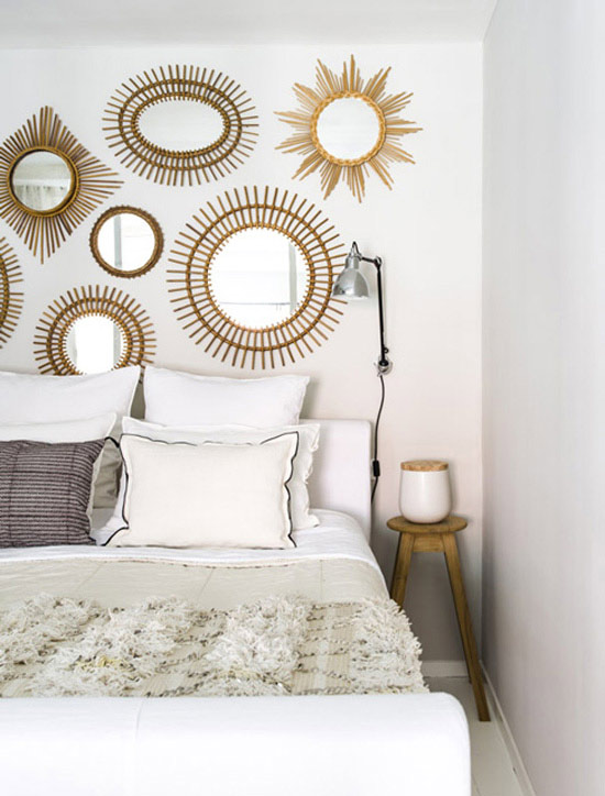 holborn - blog décoration d'intérieur - design d'espace - aménagement studio - Accumulation décoration rotin