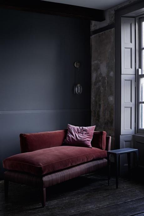 holborn - blog décoration d'intérieur - design d'espace - aménagement studio - Décoration noire