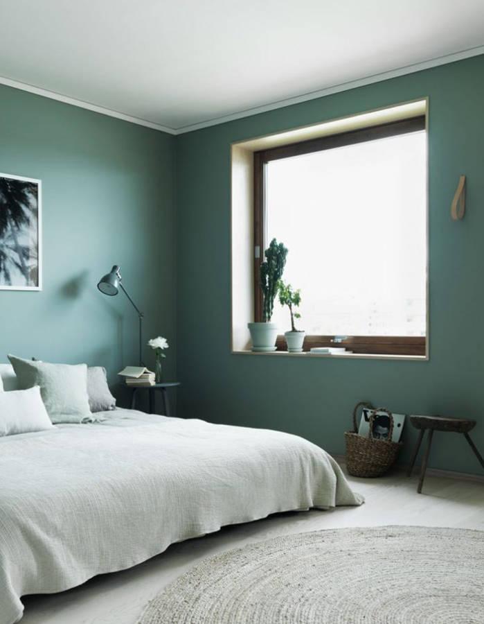 Decoration D Interieur Chambre Verte La Nouvelle Tendance