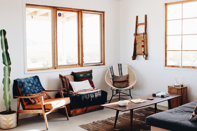 holborn - blog décoration d'intérieur - design d'espace - aménagement studio - Décoration californienne