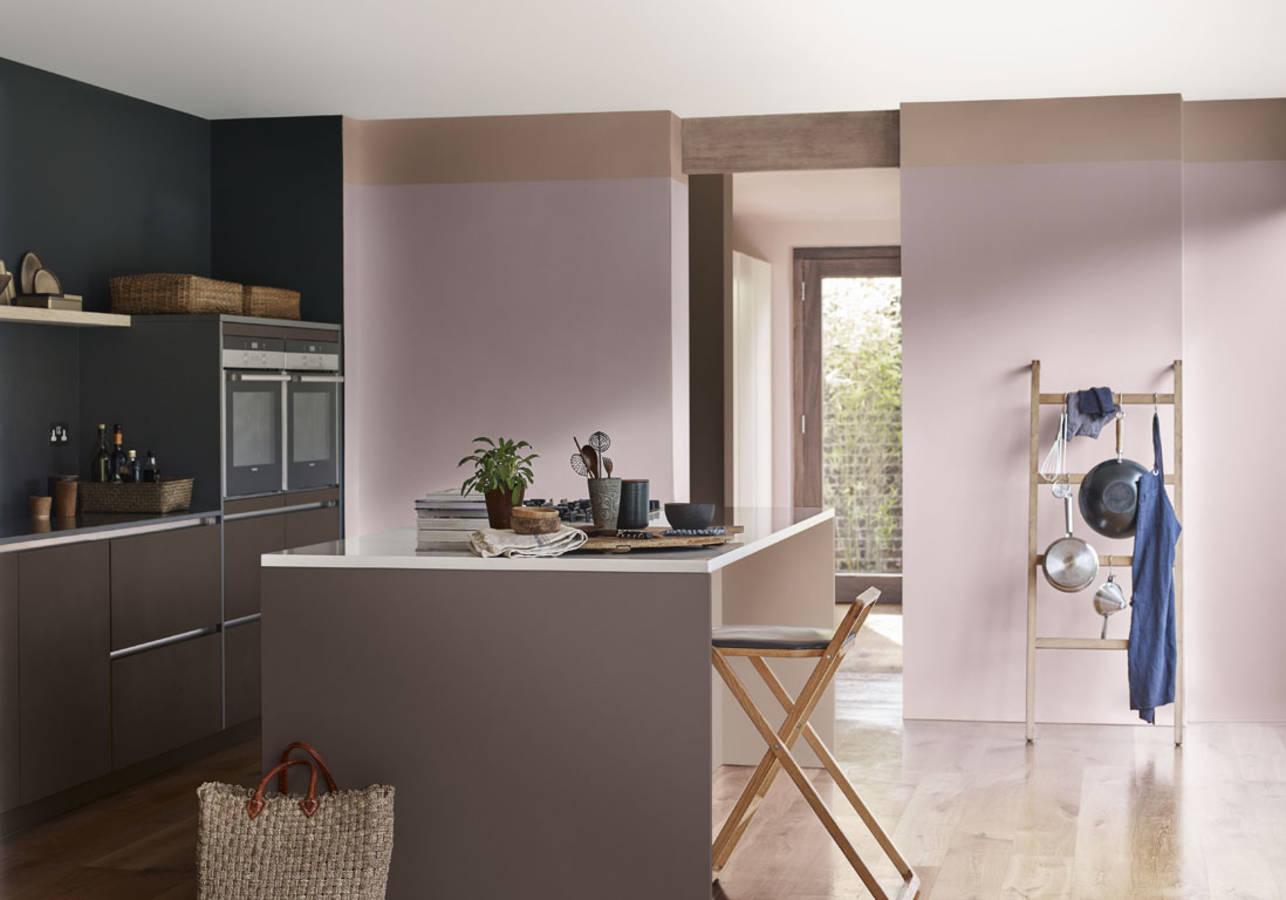 holborn - blog décoration d'intérieur - design d'espace - aménagement studio - Brun Cachemire - Dulux Valentine