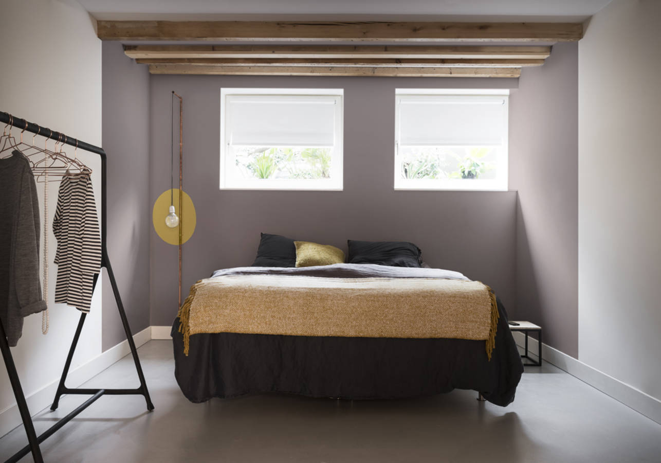 tendance d coration le brun cachemire lu couleur de l 39 ann e 2018 par dulux valentine holborn. Black Bedroom Furniture Sets. Home Design Ideas